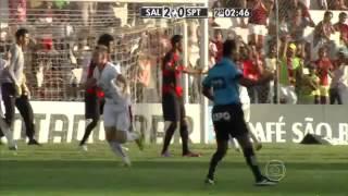 Salgueiro 2x1 Sport - Pernambucano 2014 (CarcaráNet)