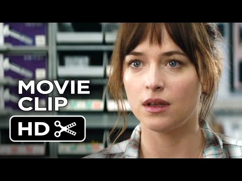 Fifty Shades of Grey Official Movie Clip #1 - Hardware Store (2015) - Dakota Johnson Movie HD
