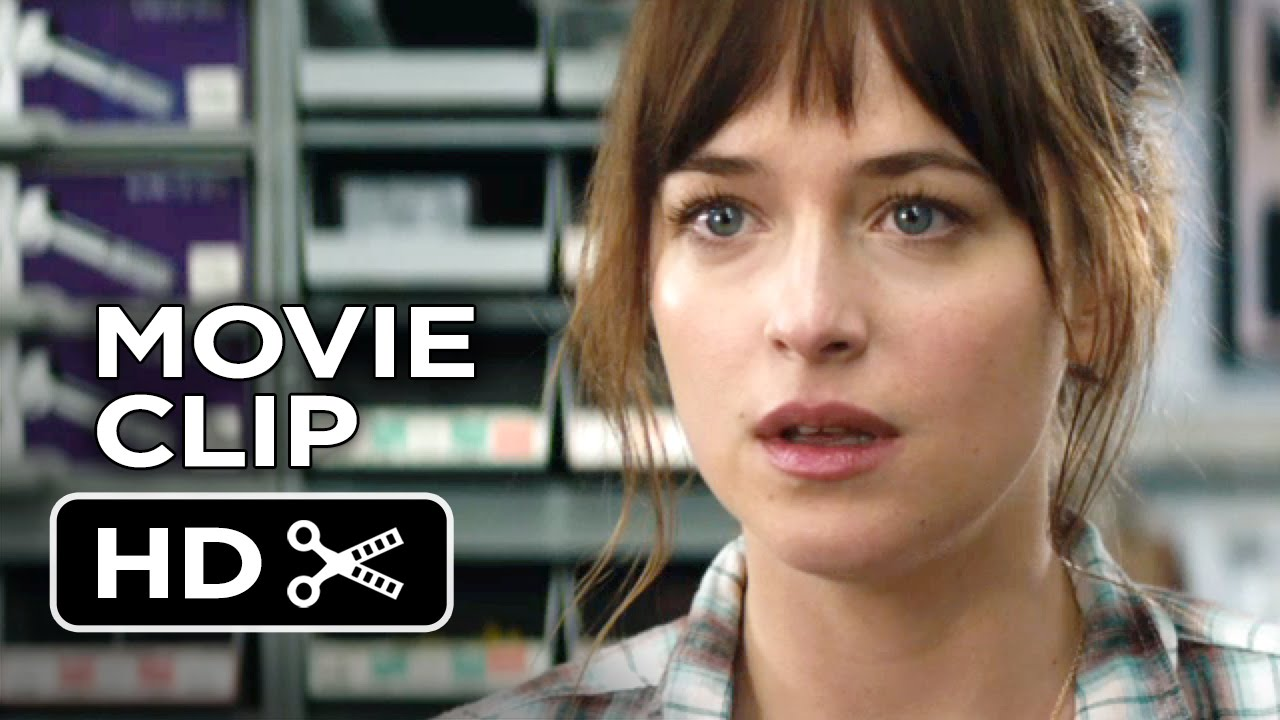 fifty shades of grey official movie clip 1 hardware store 2015 dakota johnson movie hd. Black Bedroom Furniture Sets. Home Design Ideas