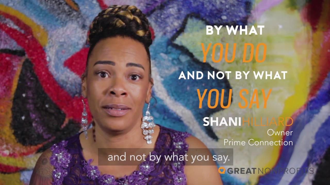 Shani Hilliard - Sisterhood of Philanthropist Impacting Needs (SPIN) - The Greatest Gift Ever
