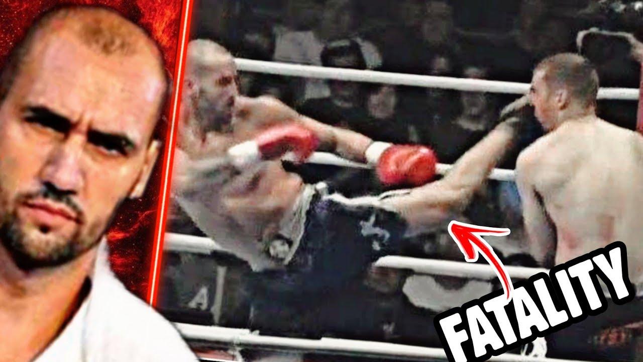 """GLAUBE FEITOSA - O Mortífero """"chute brasileiro"""" que fez história no K-1 #FIGHTDOCS"""