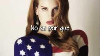 Lana Del Rey - Born To Die (Traducida al Español) HD