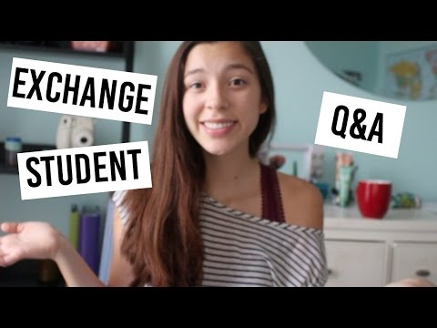 Hosting An Exchange Student Q&A | Experience + Advice