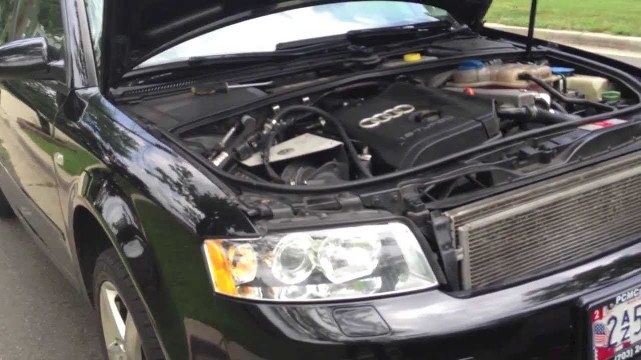 Audi A4 1 8t  Engine Mounts  U0026 Apr Diverter