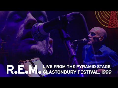 R.E.M. - Live from Glastonbury Festival, 1999 (Complete BBC Broadcast) #AtHome