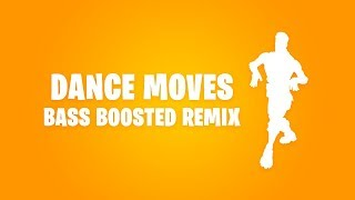 FORTNITE DEFAULT DANCE REMIX (BASS BOOSTED)