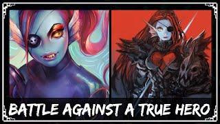 [Undertale Remix] SharaX - Battle Against A True Hero