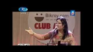 BANGLA MUSICAL | MOMTAZ SINGS FOLKS - LIVE SHOW