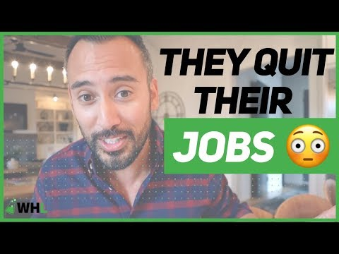 Couple quit $76000 per year jobs to make $1 million 😳