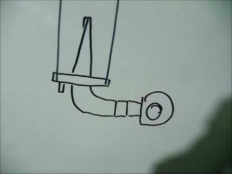 Как усилить тягу дымохода с помощью вентилятора.