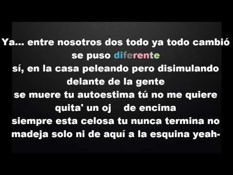 (Letras) Shadow Blow Ft. Lady Vixxen - En El Otro Lado Del Amor (Con Letras HD)