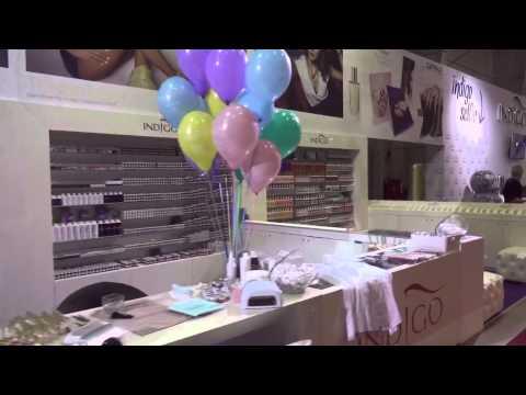 PION Serwis - Targi Beauty Forum, Warszawa, Indigo Nails Labs