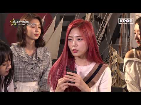 [ENG SUB] DREAMCATCHER STAR INTERVIEW ★ Full 드림캐쳐 Q&A ★ Win Signed Album!