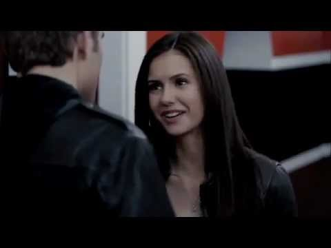 The Vampire Diaries_ Stefan & Elena Meet For The First ...