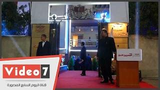 افتتاح المقر الجديد للمصريين الأحرار بحضور عصام خليل والسويدى
