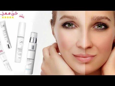 b29028a78 أفضل كريم لتفتيح الوجه في اسبوع و توحيد لون البشرة - كوني مميزة