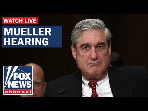 Robert Mueller testifies before Congress