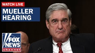 Live: Robert Mueller testifies before Congress