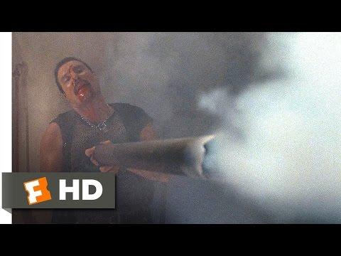 Commando (5/5) Movie CLIP - Let Off Some Steam (1985) HD