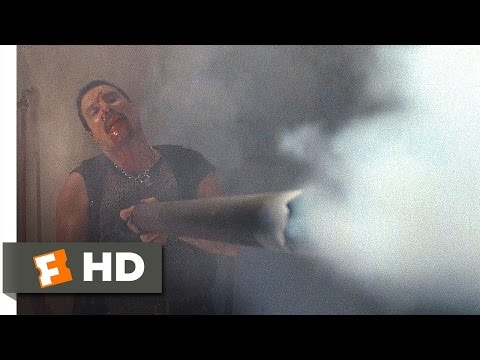 Commando (5/5) Movie CLIP - Let Off Some Steam (1985) HD