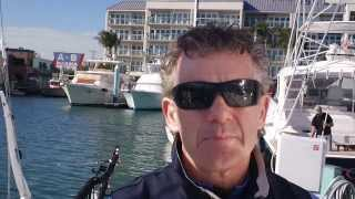 Interview with Terry McKenna, skipper of the J/88 Dog Party, at Quantum Key West 2014