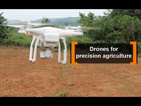 Ghana: Drones for precision agriculture