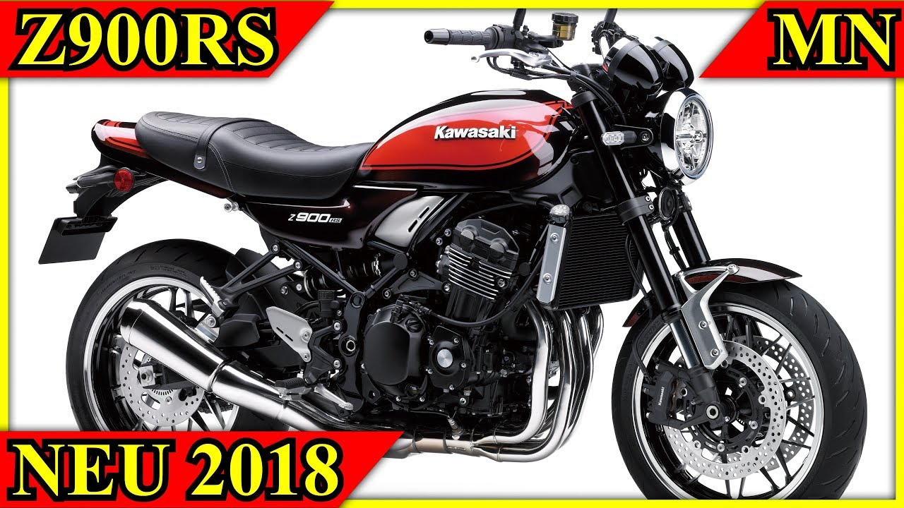 kawasaki z900rs klassischer look und moderne technik. Black Bedroom Furniture Sets. Home Design Ideas