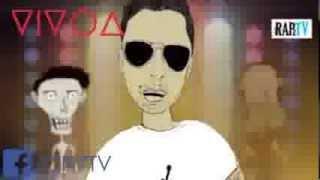 Sido feat. Bass Sultan Hengzt -- So bin ich (Offizial Cartoon Musikvideo)