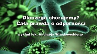 Andrzej Więckowski: Dlaczego chorujemy? Cała prawda o odporności thumbnail