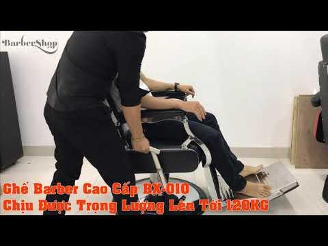 Ghế Cắt Tóc Nam Barber BX-010 Cao Cấp Cho Tiệm Tóc