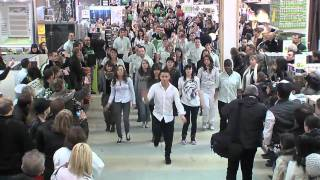 Flashmob Leroy Merlin / Reims ( By Ismael Footzbeul )