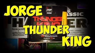 Jorge - thunder king [silvester 2016 ...