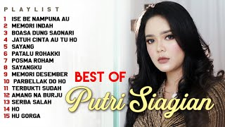 Putri Siagian   Lagu Batak terbaru 2021   Kumpulan Lagu Lagu Putri Siagian   Full Album