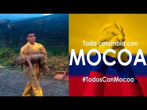 AVALANCHA EN MOCOA COLOMBIA NUEVO INFORME DE LA TRAGEDIA NACIONAL #TodosconMocoa