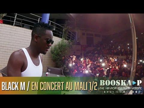 Black M : Dans les coulisses de son concert au Mali [REPORTAGE]