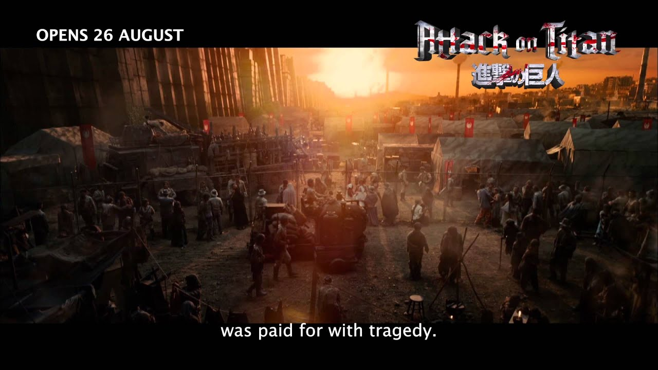 Attack On Titan [English Subtitle]