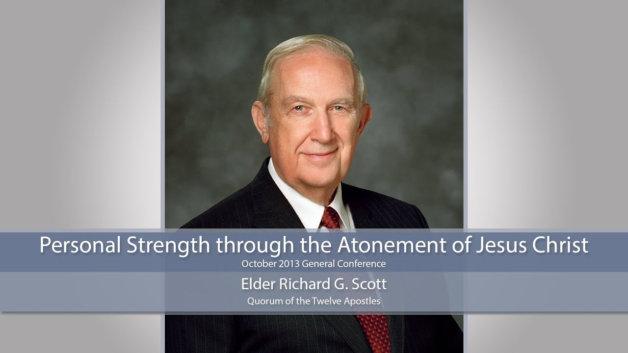 Highlights: Personal Strength through the Atonement of Jesus Christ