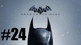 Batman:Arkham Origins Walkthrough Part #24-Park Row & Pioneers Bridge