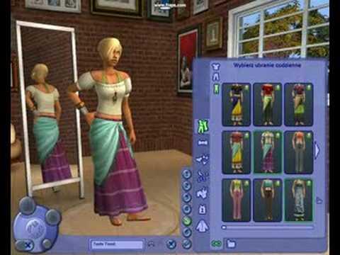 Gemplay The Sims 2 Osiedlowe życie