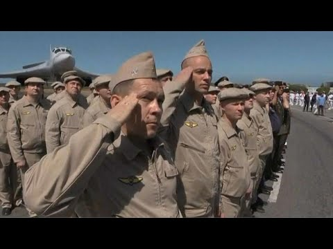 فيديو.. روسيا ترفض الانتقاد الأمريكي لإرسالها طائرتين عسكريتين إلى فنزويلا…  - نشر قبل 3 ساعة