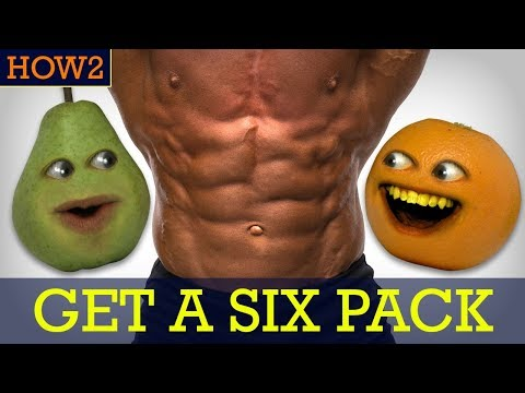 HOW2 – How to Get a Six Pack