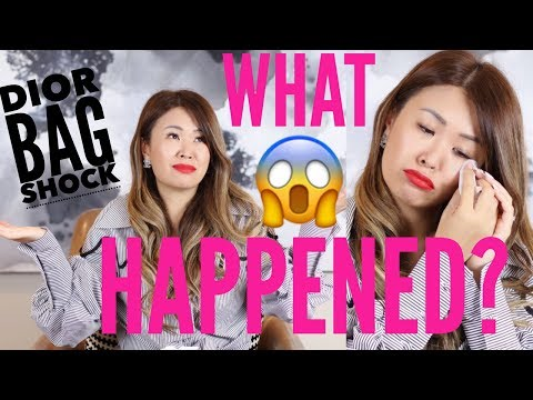 WHAT HAPPENED TO MY DIOR BAG? DESIGNER BAG FAIL?? - Mel in Melbourne