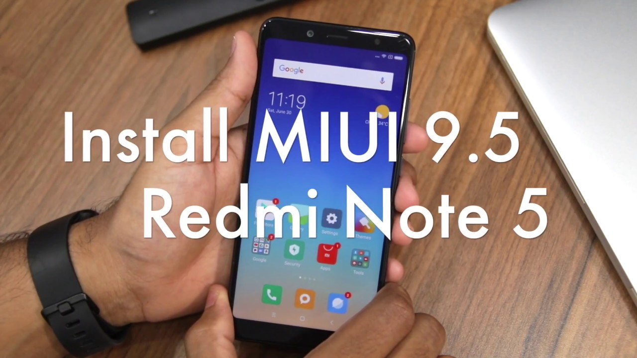 redmi note 5 pro manually install miui 9 5 android 8 1 oreo update rh youtube com Droid Pro Phone Motorola Droid Phones