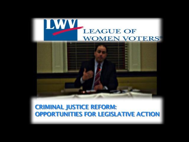 LWV Meeting 2/26/15