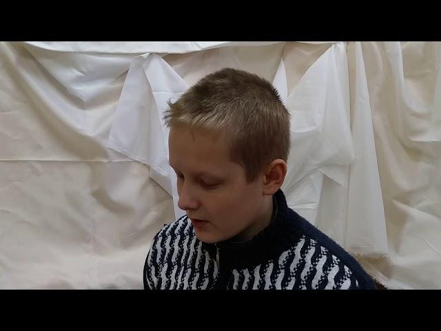 Изображение предпросмотра прочтения – АнтонОглоблин читает произведение «Айболит и воробей» К.И.Чуковского