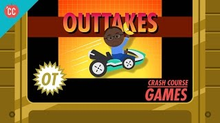 Outtakes #1: Crash Course Games