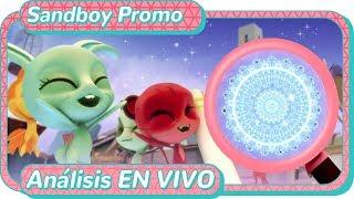 Miraculous Ladybug | Sandboy Promo | Análisis, teorías y especulaciones EN VIVO