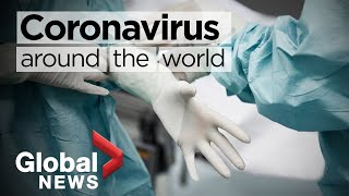 Coronavirus around the world: May 20, 2020