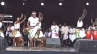 Ndere Troup: Different Dances from Uganda