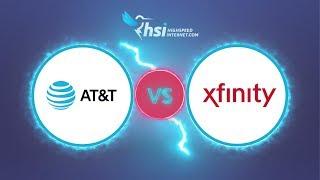 AT&T vs Xfinity (Internet comparison)